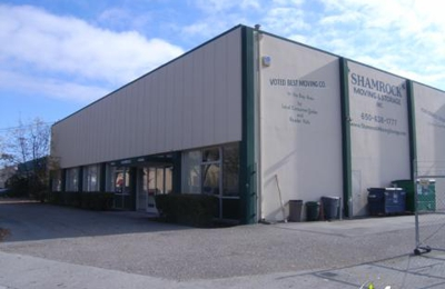 Shamrock Moving & Storage - Menlo Park, CA