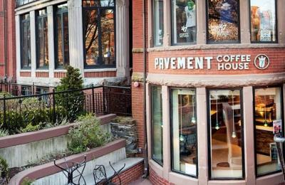 Pavement Coffeehouse - Boston, MA