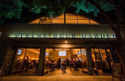 Steins Beer Garden 895 Villa St Mountain View Ca 94041