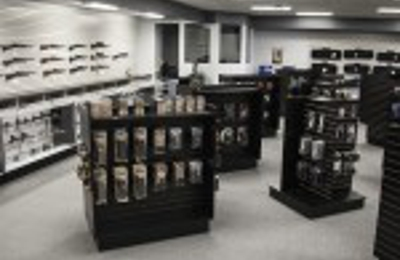 Salvo Guns & Indoor Shooting Range - Layton, UT