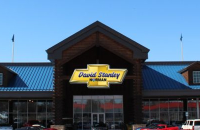 David Stanley Chevy Norman >> David Stanley Chevrolet Of Norman 1221 Ed Noble Pkwy Norman