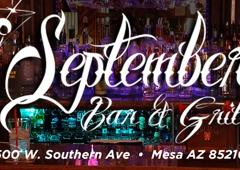 Septembers Bar & Grill - Mesa, AZ