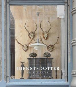 Dienst + Dotter Anitkviteter in New York, NY