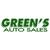 Green's Auto Sales
