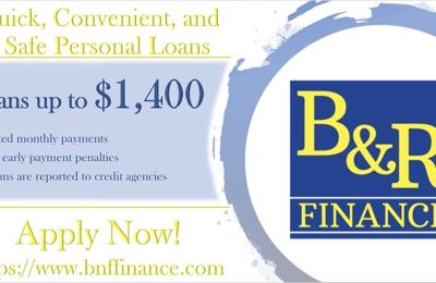 B & R Finance - Oklahoma City, OK