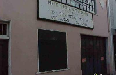 Metkin Manufacturing Co - San Francisco, CA