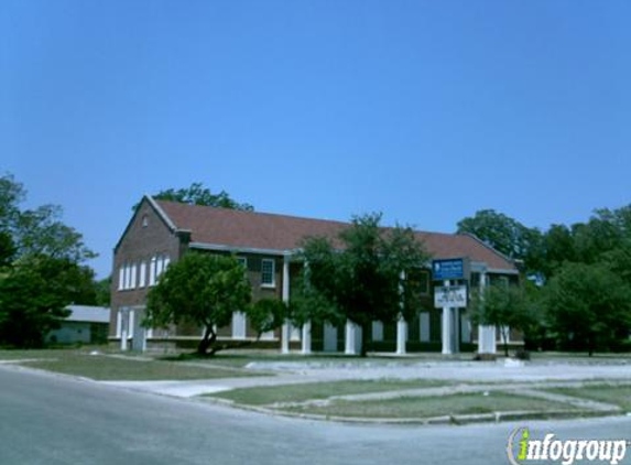 Woodlawn Grace Church - San Antonio, TX