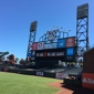 AT&T Park - San Francisco, CA. View from the Gotham club!