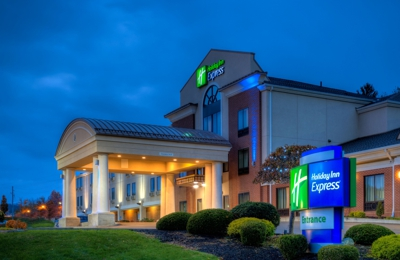 Holiday Inn Express & Suites McPherson - McPherson, KS