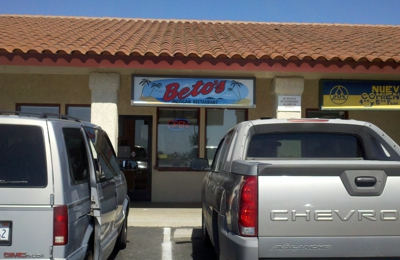 Betos Restaurant - Parlier, CA