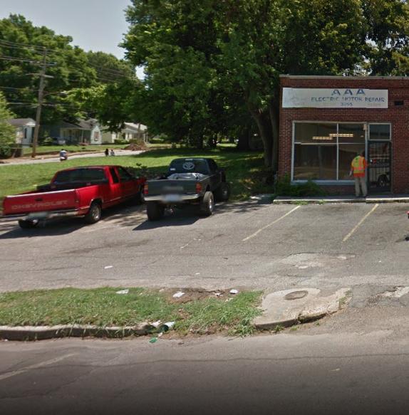 Aaa Electric Motor Repair 3295 Jackson Ave Memphis Tn