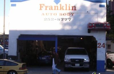 Superior Body Shop - San Francisco, CA
