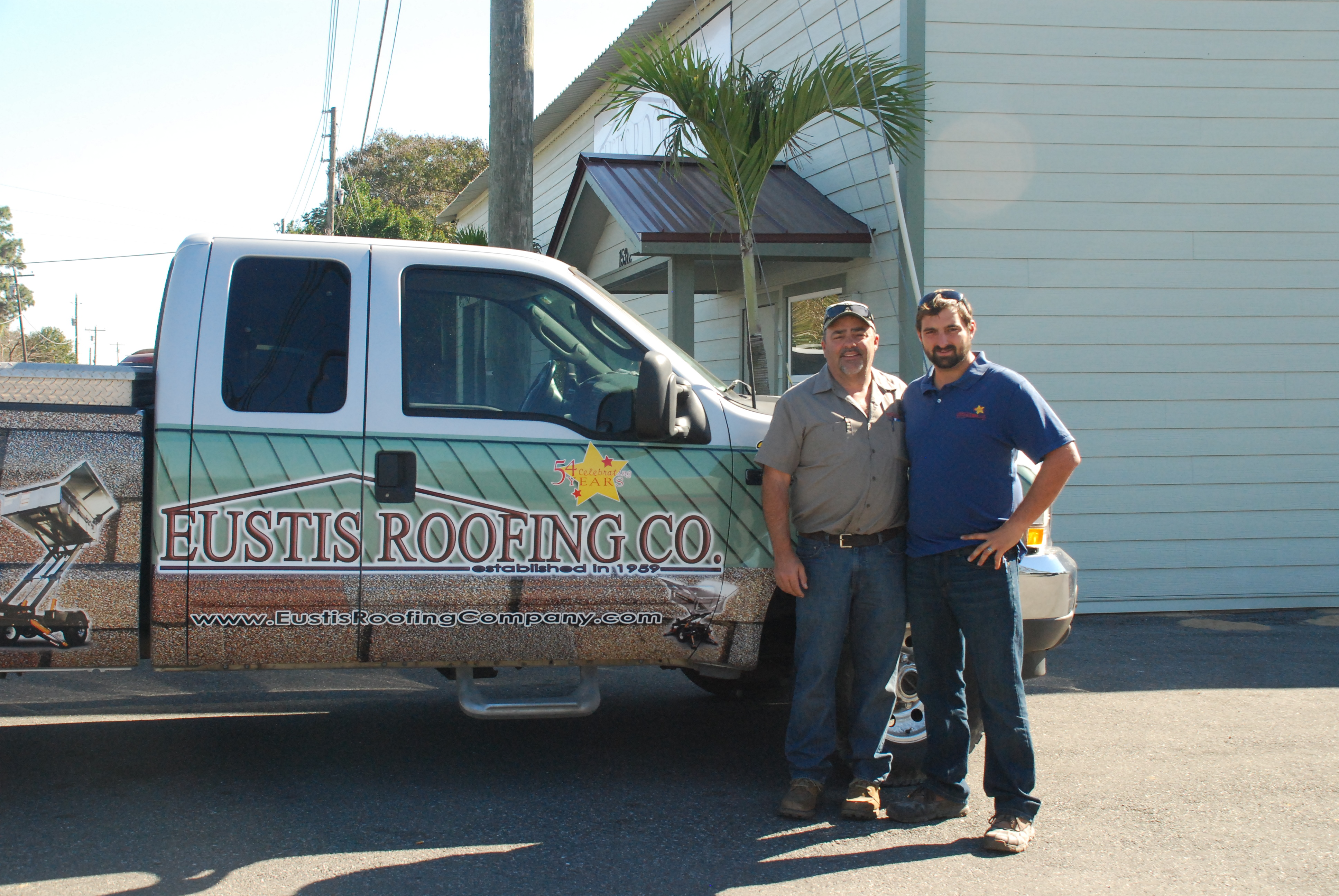 Eustis Roofing Company Inc 15312 Old Us Highway 441 Tavares Fl 32778 Yp