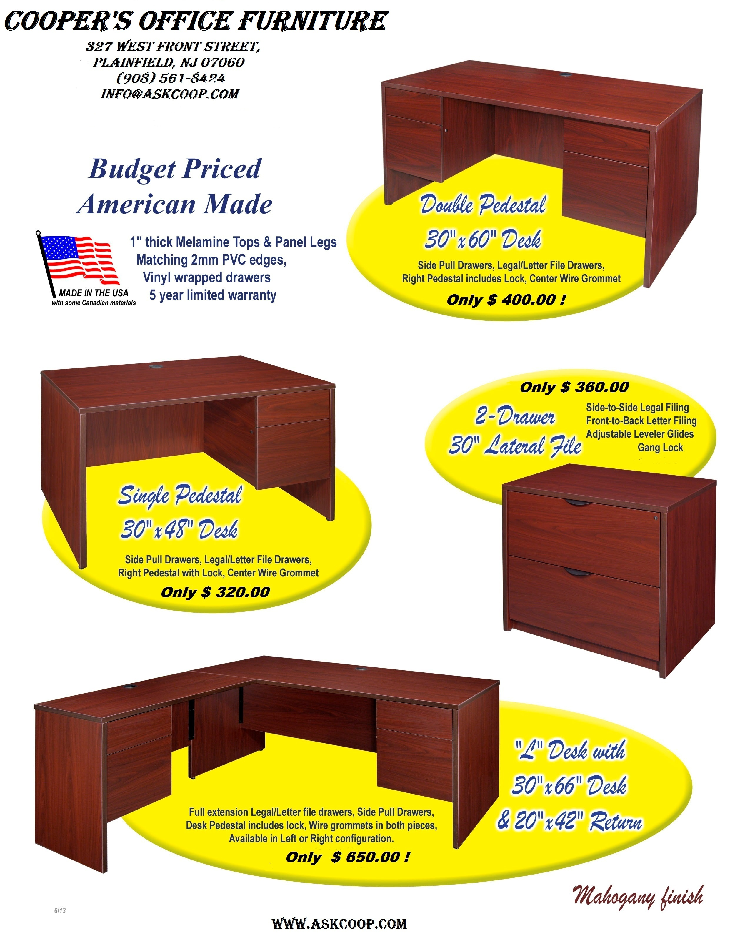 Coopers Office Furniture Plainfield Nj