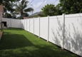 Adron Fence Co. We love our new fence. Feel more secure now that its installed..  Great people to work with. More than 160 feet of fence installed in 1 day.
