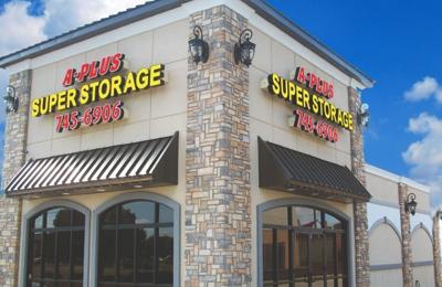 Charmant A Plus Super Storage   Lubbock, TX
