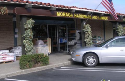 Moraga Hardware & Lumber - Moraga, CA