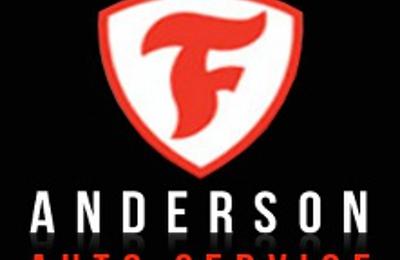 Anderson Auto Service