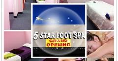 5 Star Foot Spa - Houston, TX