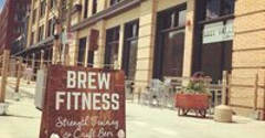 Brew Fitness - Milwaukee, WI. Located inside the Brix Apartment Lofts