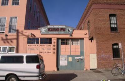 Eight Step Mantis - San Francisco, CA