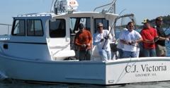 C.J. Victoria Fishing Charters - Boston, MA