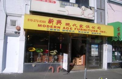 Modern Age Trading Company - Oakland, CA