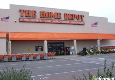 The Home Depot 7260 Interstate Dr Horn Lake Ms 38637 Yp Com