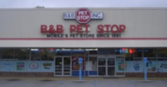 B & B Pet Stop Inc - Mobile, AL