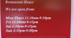 Tony's Bella Vista Restaurant & Pizzeria - Burbank, CA