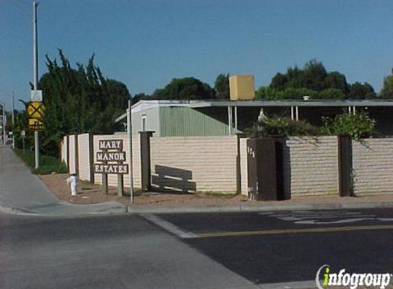 Mary Manor Estates - Sunnyvale, CA