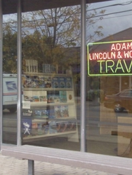 Adams Lincoln & Woodward Travel Service Inc