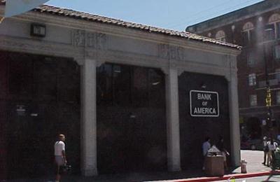 Bank of America - Berkeley, CA