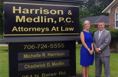 Harrison & Medlin, P.C. - Evans, GA