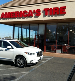 America S Tire Company 395 N Sunrise Ave Roseville Ca 95661 Yp Com