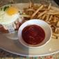 South Congress Cafe - Austin, TX. Croque Madame