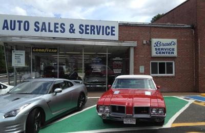 Brad's Service Center - Chicopee, MA