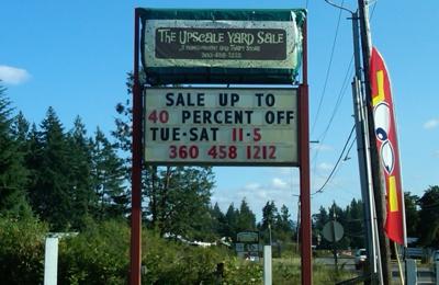 The Upscale Yard Sale - Roy, WA