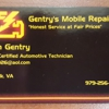 Gentry's Mobile Repair