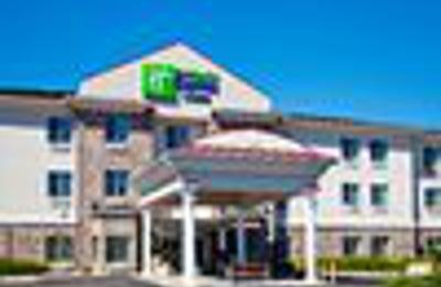 Holiday Inn Express Suites Clinton Ia