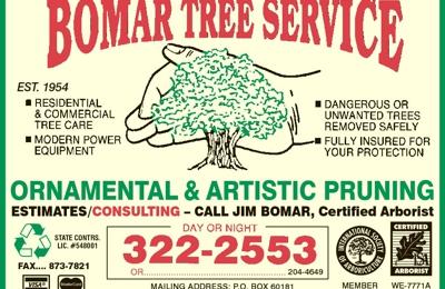 Bomar Tree Service - Bakersfield, CA