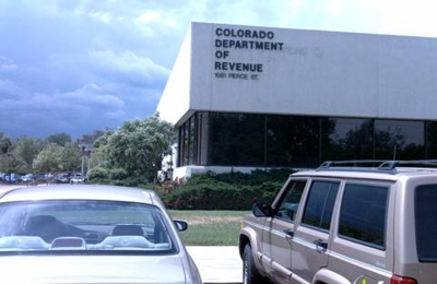 Division of Motor Vehicles - Lakewood, CO