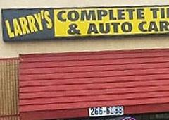 Larry's Complete Tire & Auto - Catoosa, OK