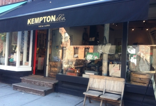 Kempton & Co. in the Red Nook neighborhood of Brooklyn, NY