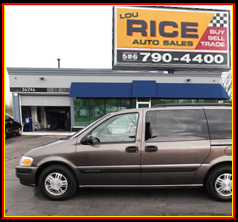 Rice Auto Sales >> Lou Rice Auto Sales 36246 S Gratiot Ave Clinton Township Mi 48035