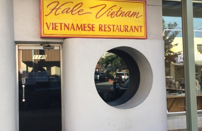 Hale Vietnam Restaurant - Honolulu, HI. Closed