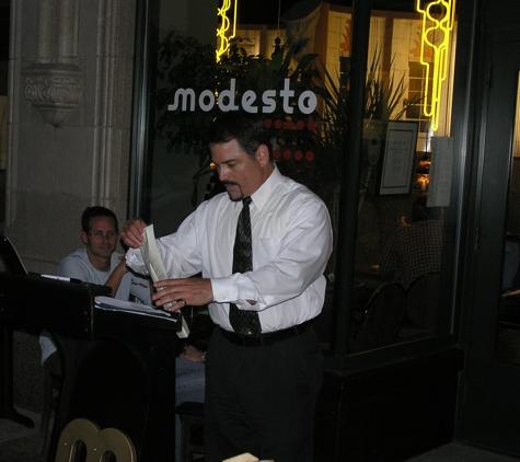 Modesto - Asheville, NC
