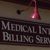 Medical Integrated Billing Svc