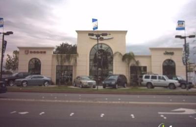 Glendora Dodge - Glendora, CA