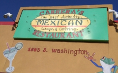 Carrera's Authentic Mexican Cuisine